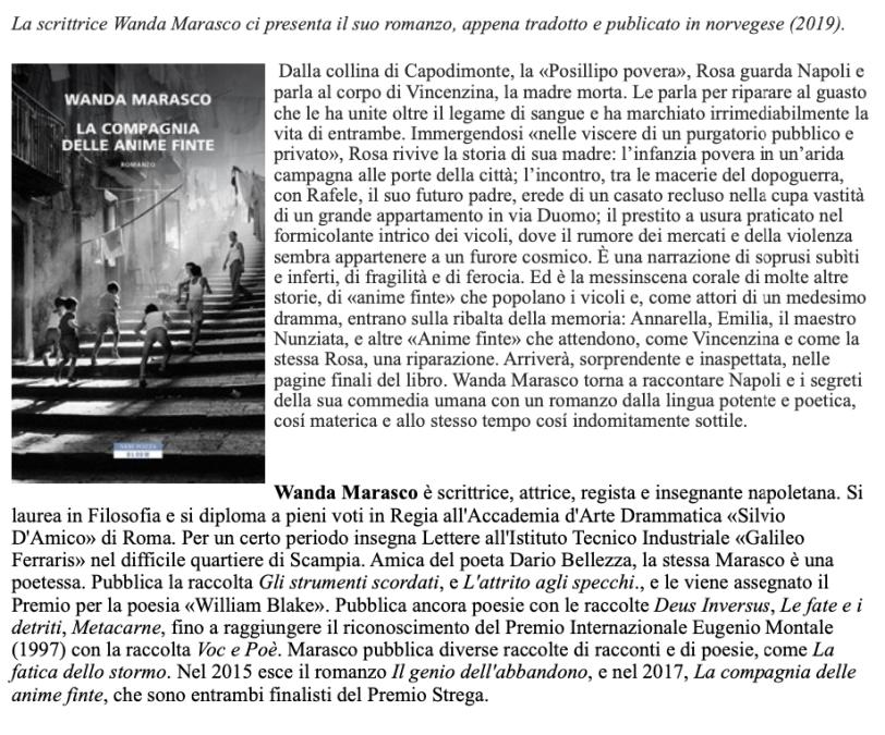 Wanda Marasco 2